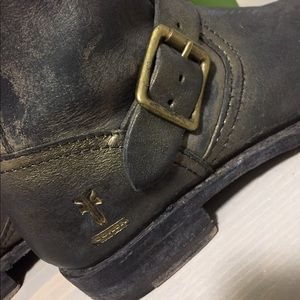 Frye Shoes - Frye X Coach Boots